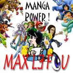Manga Power ! - Recto