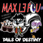 Couv - Tails of Destiny - Recto