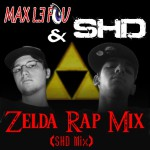 Couv - Zelda Rap Mix (SHD Mix) - Recto