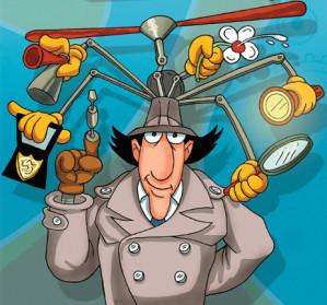 inspecter gadget